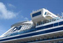 【クルーズニュース】プリンセス・クルーズの最新・最大の客船「マジェスティック・プリンセス」が横浜・大黒ふ頭に日本初入港